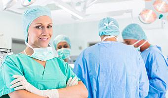 Services für Ärztezentren und Kliniken